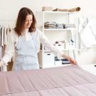 Перкаль или сатин: выбор оптимального материала для постельного белья. В чем различия между тканями и какая из них имеет более плотную фактуру?