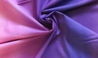 Омбре — необычные ткани с плавными цветовыми переходами и разнообразной палитрой оттенков