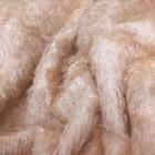 Мохер – натуральная материя из козьей шерсти с пушистым ворсом. Для уютных вещей