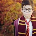 Новогодний костюм Гарри Поттера для мальчика. Шьём и вяжем за несколько вечеров