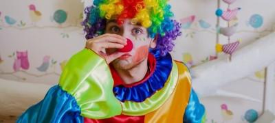 Новогодний костюм клоуна для мальчика. Как сшить за один свободный вечер