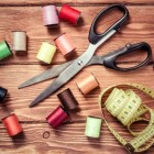Как сделать шторы-нити самостоятельно – пошаговый мастер-класс. Сколько стоит сделать штору своими руками