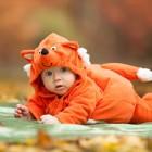 Детский костюм лисички для утренника и новогодних праздников. Шьем самостоятельно