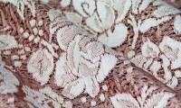 Жаккард трикотаж — одна из самых нарядных и оригинальных трикотажных материй. Необычно выглядит, выделяется среди других тканей