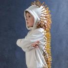 Новогодний костюм ёжика. Шьём за два-три вечера