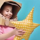 Изготавливаем детский костюм космонавта для праздника. Простой и сложный варианты ― и шить ничего не нужно
