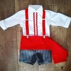 Новогодний костюм цыгана для мальчика. Шьём за несколько вечеров