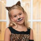 Оригинальный праздничный костюм кота всего из трех элементов