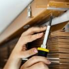 Рулонные шторы своими руками: пошаговые инструкции