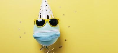 Прикольный костюм от коронавируса с пиньятой для взрослой вечеринки. Мастер-класс по пошиву и идеи для образов