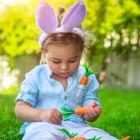 Детский новогодний костюм зайчика на любой размер и возраст за один вечер