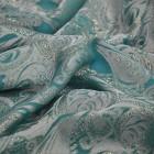 Жаккард: расшитая ткань для изготовления одежды и декорирования домашнего интерьера