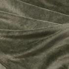 Микровелюр — плотный прочный материал с мельчайшими ворсинками по всей поверхности полотна. Строго, практично, функционально