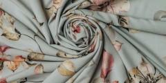Купонная ткань (фото)