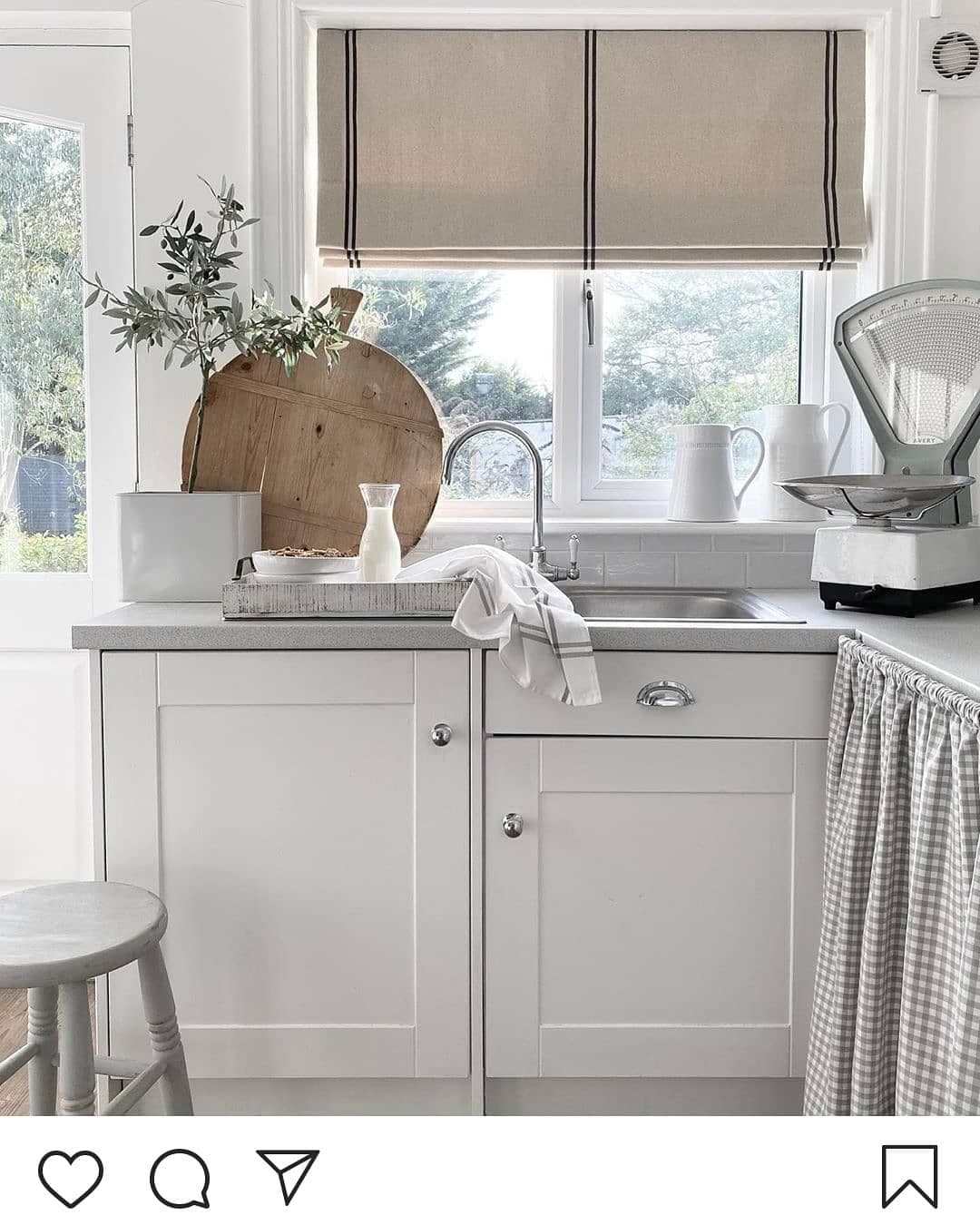 Римские шторы на кухне: как оформить окно в разных стилях. 95 дизайнерских идей