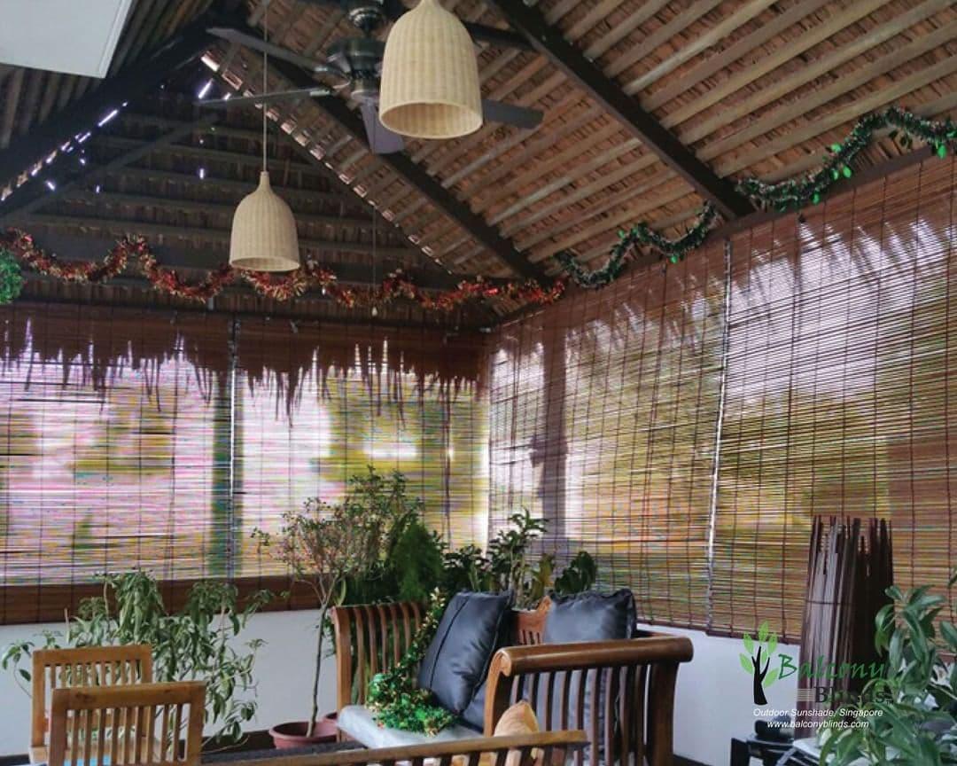 Уличные рулонные шторы для беседки, веранды и террасы для холодных и теплых сезонов